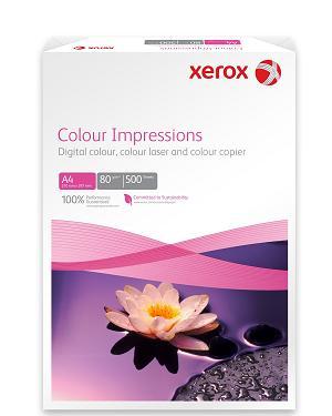 Бумага Xerox Colour Impressions высшего сорта