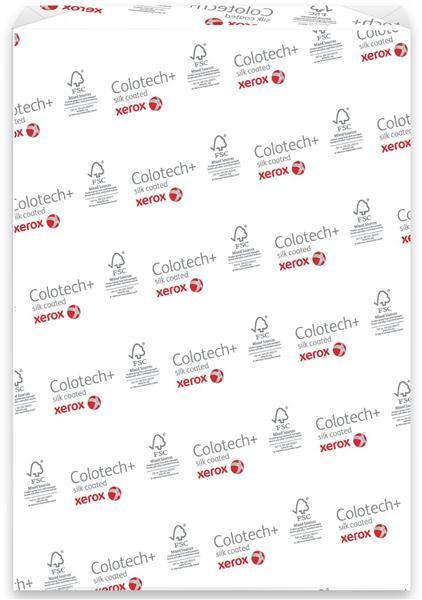 Бумага Xerox COLOTECH + SILK с шелковым покрытием